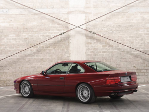 SOLD at AU$330,000 for this B12 5.7 litre BMW 8 series