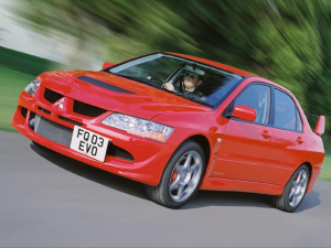 The Mitsubishi Lancer FQ 300-440's are catching on very fast as Modern Classic Cars