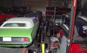 300 Car Barn Find up for grabs in the U.S.A.