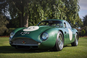 £16.9 MILLION was paid for the last notable Aston Martin in 2017. What will this one go for ?