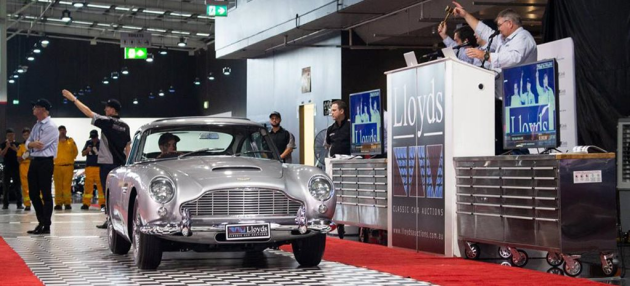 Record Australian Auction prices paid recently at final Gosford Classic Car Auction.