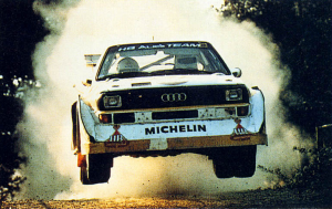 Rallyfest to feature Group B Legends
