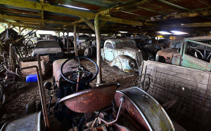 Barn Find collection sells for £20 Million