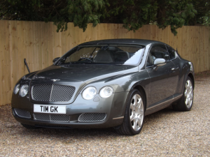 £16,650 (AU$29,998) for this Bentley Continental GT