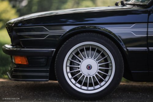 Building an Investment collection of German Classics, including an Alpina B7 Turbo