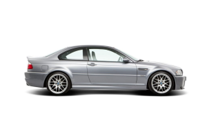 $120,000 achieved for BMW M3 CSL (2003)