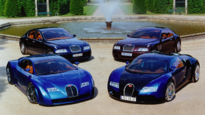 Is it really 15 years since the Bugatti Veyron was launched ?