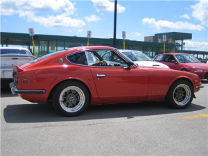 Datsun 240Z rises in value from $5,000 to $20,000