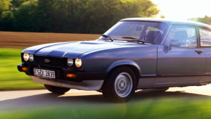 Up 440% over 3 years for the Capri MKIII.