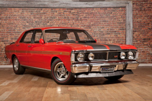 $1 Million and $30 paid for Ford Falcon GTHO Phase III