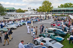 £200 Million worth of Classic Cars in one race