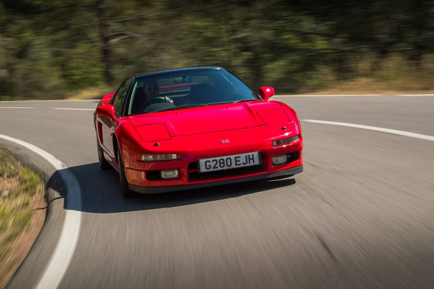 The Honda NSX is a true Supercar. Here is the story of how the car came to be.