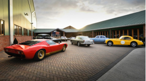 Yet another Investment Company gets into Classic Cars, by purchasing J.D. Classics in Britain