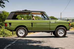 $180,000 achieved for Range Rover last weekend (£101,250)