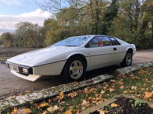 And then there were none !..................(Lotus Esprit's)