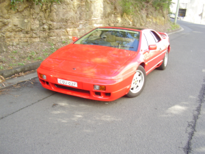 Dispelling the myth's of owning and driving a Lotus Esprit Turbo Drive Car, Part 3.