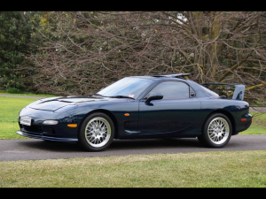 1995 Mazda RX7 sells for $112,000