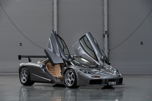 $23 Million is the expected sale price for this McLaren F1 LM