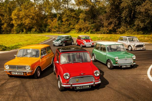 World Record attempt planned for the 60th birthday of the Mini