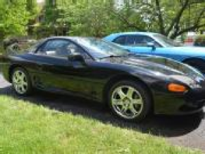 Rising every day as we predicted, now at $66,666 and $59,000 for two Mitsubishi 3000GT/GTO's.