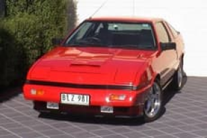 $50,000 PLUS for a Mitsubishi Starion now