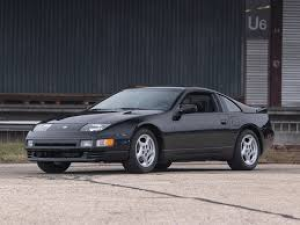 SOLD. $92,000 (US$66,000) for this Nissan 300 ZX Twin Turbo