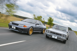 The original GTR is now achieving $366,000 (£200,000), as it reaches 50 years of age.