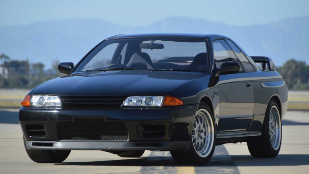 Will the R32 GTR's rise in value the way that R34's did ?. Fortunately, we already know.