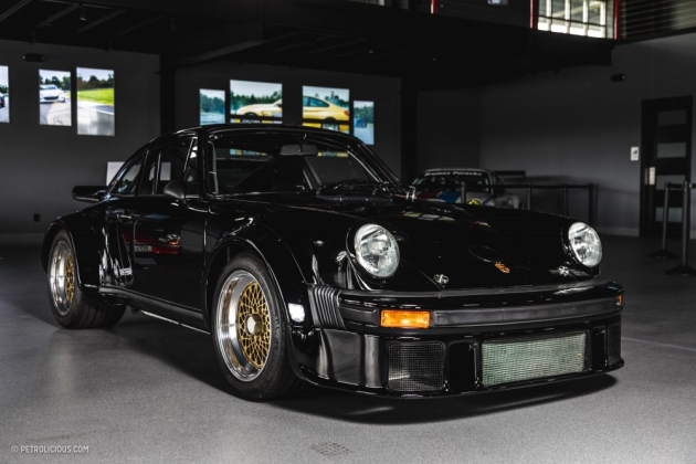 There are some rather special Porsche's in this Collection.