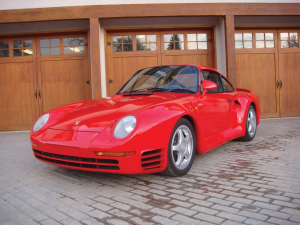 $3 Million Porsche Collection for sale, including a 1987 959 Komfort