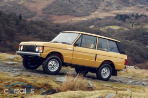 $140,000 for this fine 2 door Range Rover Classic built in 1981, a price that is up 900% on mid 2017