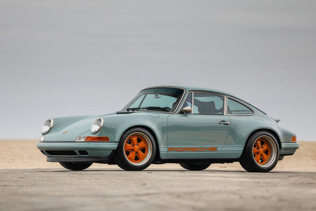 Will this early 911 top $1,000,000 ?