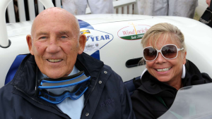 Sir Stirling Moss dies, aged 90.