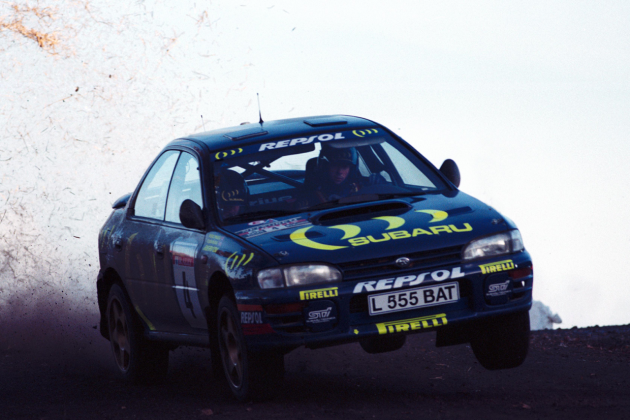 McRae is immortal, and now the GC8 WRX is a classic.