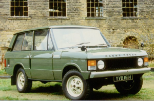 Range Rover sells for $244,000 ( £132,000 )