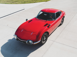 Was $600,000 a bargain price for a Toyota 2000GT ?