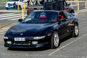 Toyota MR2's continue their rise.........