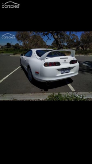 Toyota Supra  JZA80's now above $100,000, with some at $150,000 (ultra low kms)