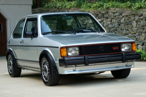 VW Golf Gti SOLD for AU$48,000 with almost 100,000 miles on the clock.