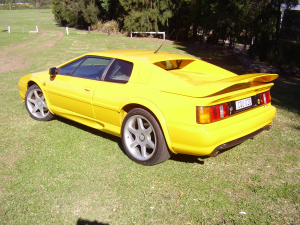 Why are Lotus Esprit's yet to see their greatest value rise ?.