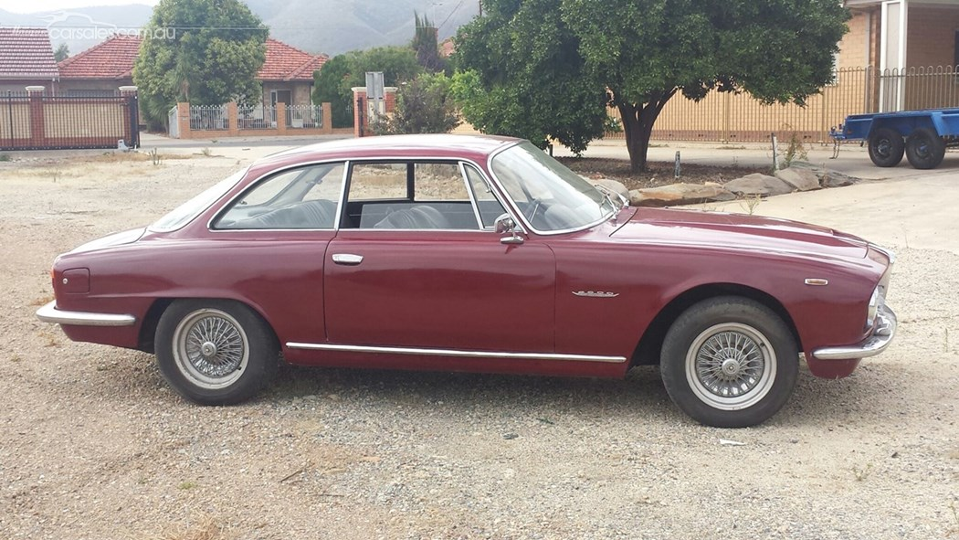 Alfa Romeo Sprint 2600 For Sale In Australia, UK And USA; Classic ...
