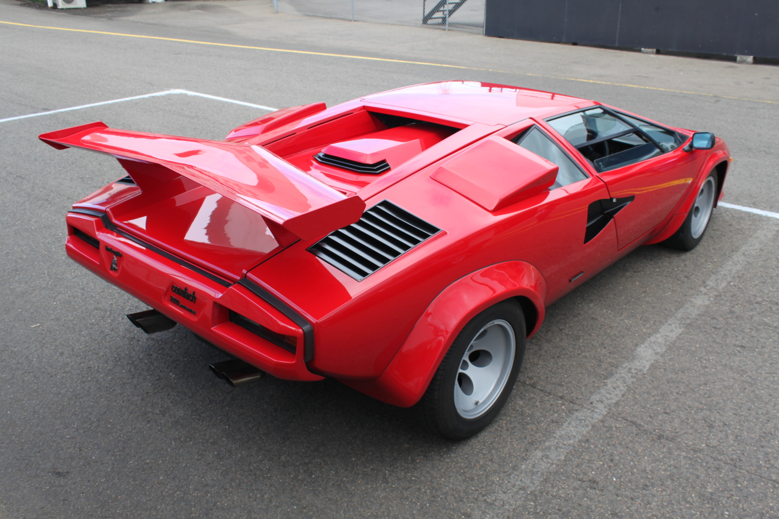 Supercar Secrets Lamborghini Countach Lp5000 Qv